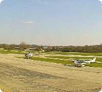Landshut Airfield webcam