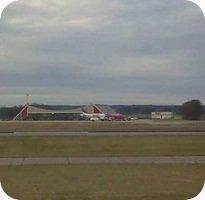 Flughafen Memmingen Airport webcam