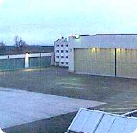 Hof-Plauen Airfield webcam