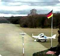 Monchsheide Airfield webcam