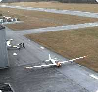 Niederoblarn Airfield webcam