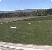 Bellechasse Airfield webcam