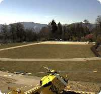 Murnau CLininc Helipad Webcam
