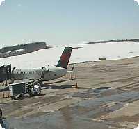 Rhinelander Oneida Airport webcam