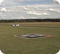Borkenberge Airfield webcam