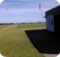 Bronderslev Airfield webcam
