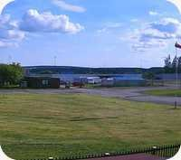 Cheb Airfield webcam