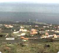La Palma Airport webcam