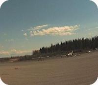 Sandy Lake Airport webcam