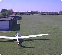 Slaglille Airfield webcam