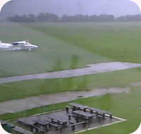 Slavnica Dubnica Airfield webcam