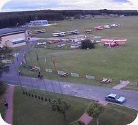 Zielona Gora Przylep airfield webcam