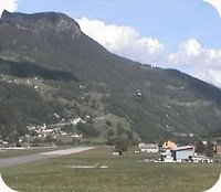 Ambri Airport webcam