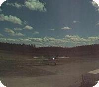 Anahim Lake Airport webcam