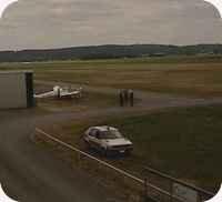 Augsburg Airfield webcam