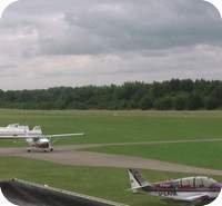 Leverkeusen Airfield webcam