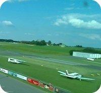 Biberach Airfield webcam