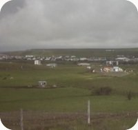 Blonduos Airfield webcam