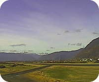 Cabo Juan Roman Airfield webcam