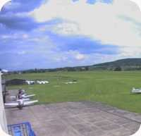 Dvur Kralove Airfield webcam