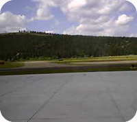 Felts Field Airport webcam