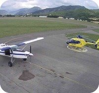 Gap Tallard Airfield webcam