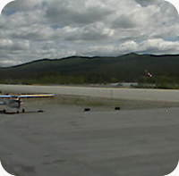 Geilo Airfield webcam