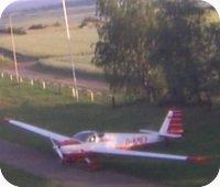 Grunstadt Airfield webcam