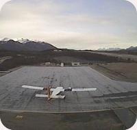 Guardamarina Zanartu Airport webcam