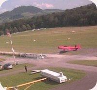 Hahnweide Airfield webcam