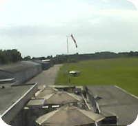 Hasselt Kiewit Airfield webcam