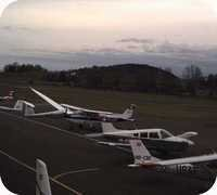 Hausen-Am-Albis Airport webcam