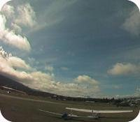 Invermere Airport webcam