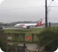 Joinville Airport Webcam