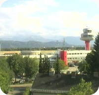 Klagenfurt Airport webcam