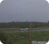 Klawock Airport webcam