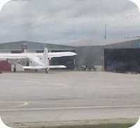 La Juliane Airfield webcam