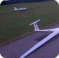 Lauf Lillinghof Airfield webcam