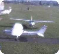 Luzern Beromunster Airfield webcam