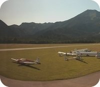 Mariazell Airfield webcam