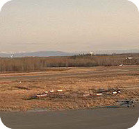 Nenana Airport webcam