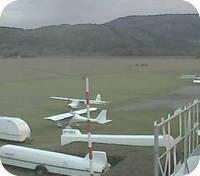 Nowy Sacz Lososina Dolna Airfield webcam