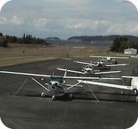 Orcas Island Airport Webcam