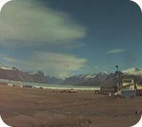 Pangnirtung Airport webcam