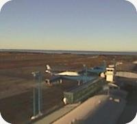 Punta Arenas Airpotr webcam
