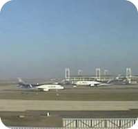 Santiago Airport Webcam