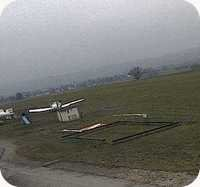 Schaffhausen Airfield webcam