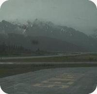 Seward Airport webcam