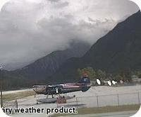 Skagway Airport webcam