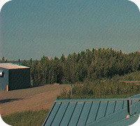 Tanana Airport webcam